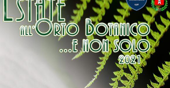 Estate Orto 2021 banner