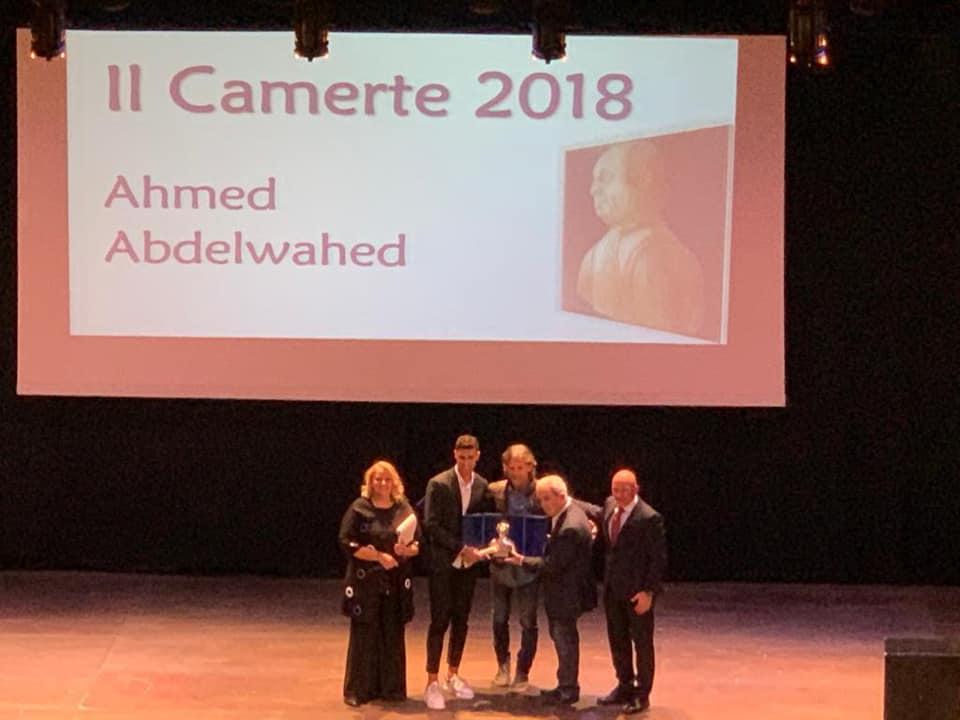 La premiazione del Camerte dell'anno