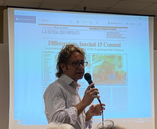 L'assessore Marco Fanelli