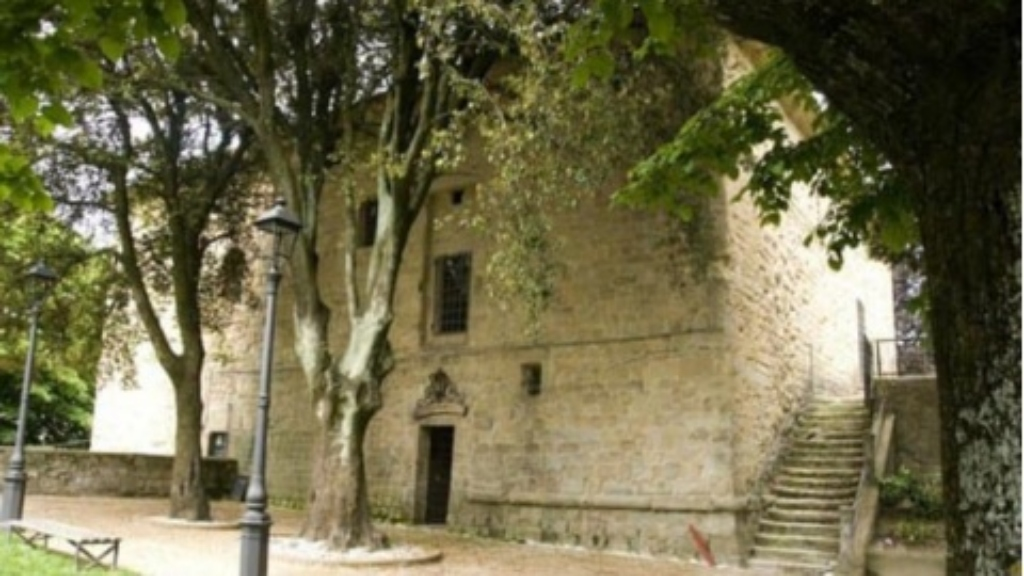 Mastio Rocca dei Borgia Camerino