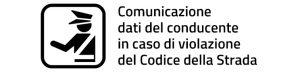 Comunicazione dati del conducente in caso di violazione del Codice della Strada