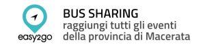 Easytogo Bus sharing raggiungi tutti gli eventi della provincia di Macerata