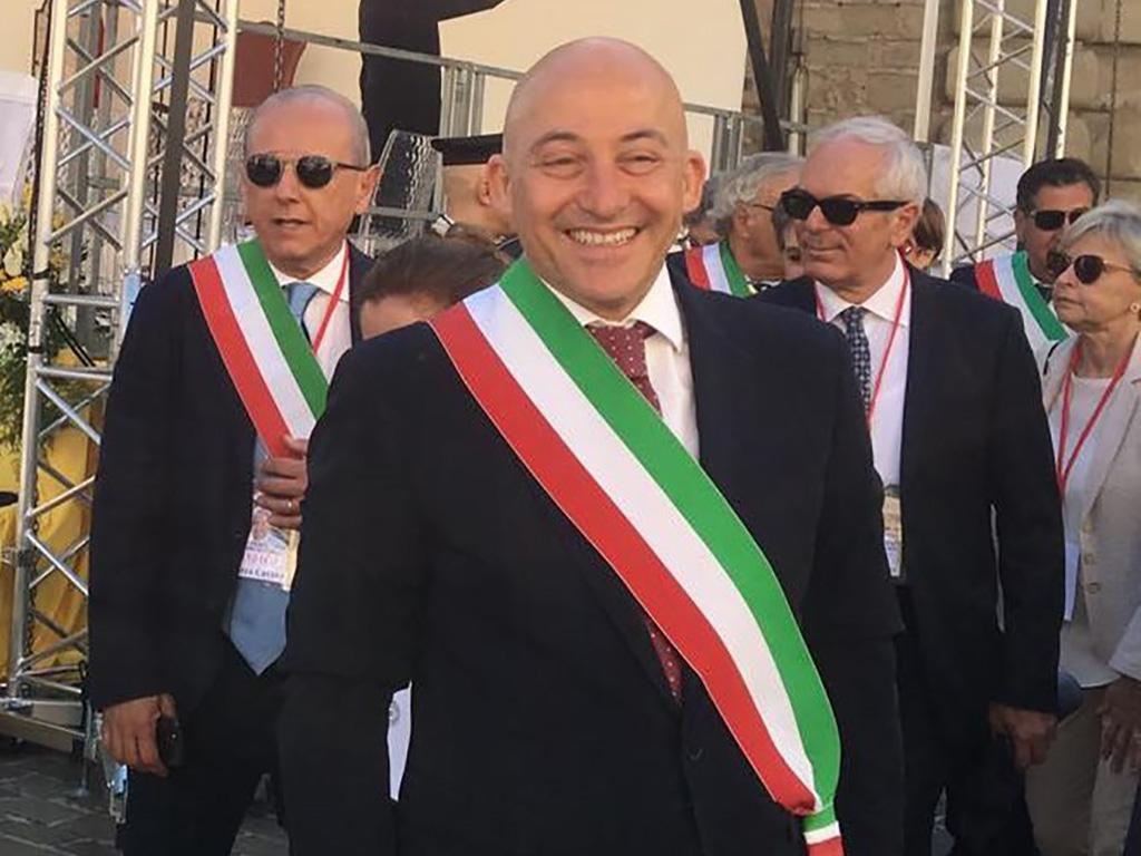 sindaco sborgia