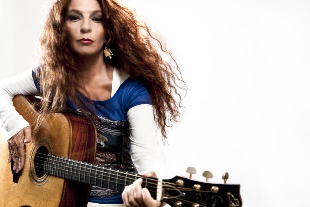 September 2011, Milan: Singer Teresa De Sio